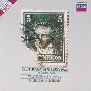 Ashkenazy/Po - Beethoven:Sym. 5