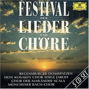 Various - Festival der Lieder und Chöre