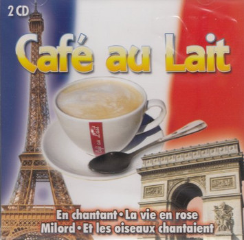 Gino Sound Orchestra And Singers - Cafe Au Lait - Frankreich - 2 CD