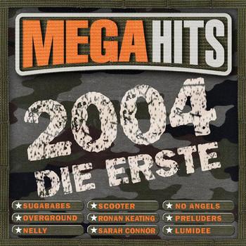 Various - Mega Hits 2004-die Erste