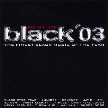 Various - Best of Black 2003