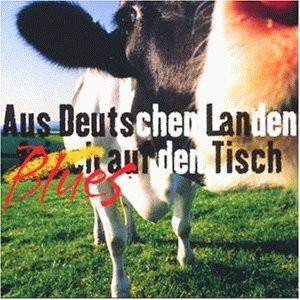 Various - Aus Deutschen Landen Blues auf