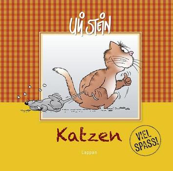 Katzen - Viel Spaß - Uli Stein  [Gebundene Ausgabe]
