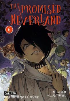 The Promised Neverland 6 - Posuka Demizu  [Taschenbuch]