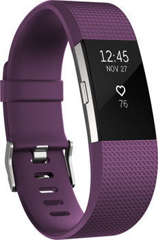 Fitbit Charge Small zwart
