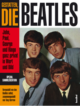 Gestatten, die Beatles - Tony Barrow