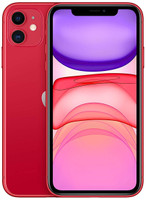 Apple iPhone 11 Doble SIM 256GB [(PRODUCT) RED Special Edition] rojo