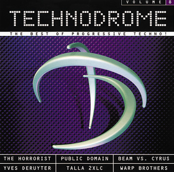 Various - Technodrome Vol.8