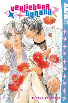 Verliebter Tyrann 01 - Hinako Takanaga