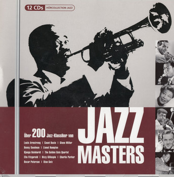 Various - Jazz Masters [12 CDs]