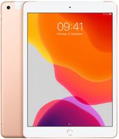 """Apple iPad 10,2"""" 32 Go [Wifi + Cellulaire, Modèle 2019] or"""