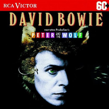 David Bowie - Peter und Wolf / Guide To Orchester u.a.