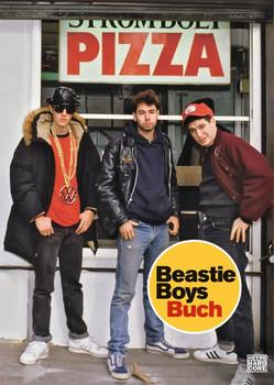 Beastie Boys Buch - Michael Diamond  [Gebundene Ausgabe]