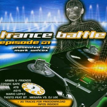 Various - Trance Battle Episode 1