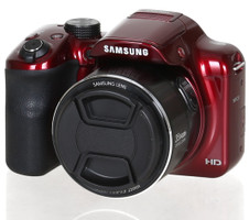 Samsung WB1100F rot