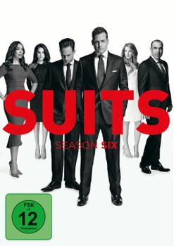 Suits - Season 6 [4 DVDs]