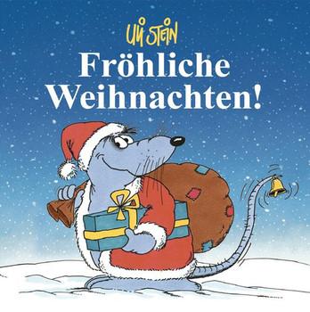 Fröhliche Weihnachten - Maus - Uli Stein