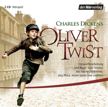 Oliver Twist. 2 CDs - Charles Dickens