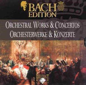 Various - Bach Edition Vol. 1-Orcheste