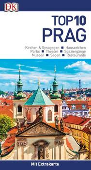 Top 10 Reiseführer Prag. mit Extrakarte und kulinarischem Sprachführer zum Herausnehmen [Taschenbuch]