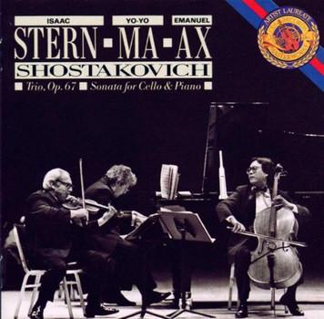 E. Ax - Sonate für Violine, Cello und Klavier