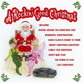 Various - A Rocking Good Christmas