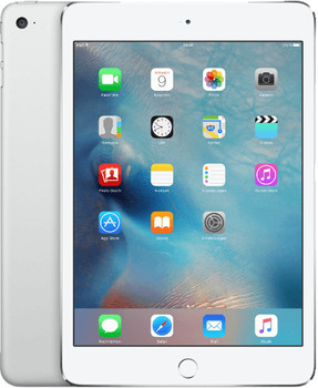 "Apple iPad mini 4 7,9"" 128GB [wifi + cellular] zilver"