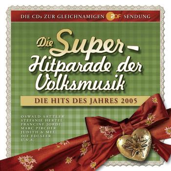 Various - Die Superhitparade der Volksmusik 2005