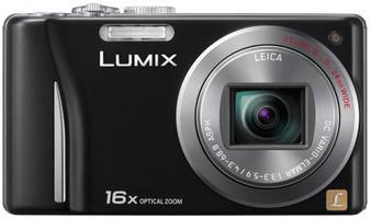 Panasonic Lumix DMC-TZ18 negro