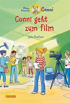 Conni-Erzählbände, Band 26: Conni geht zum Film - Boehme, Julia