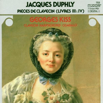 Georges Kiss - Pieces de Clavecin Livres 3 und 4