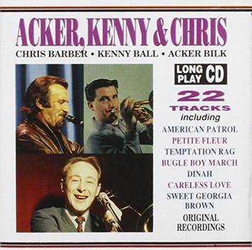 Barber & Ball Bilk - Acker, Kenny and Chris
