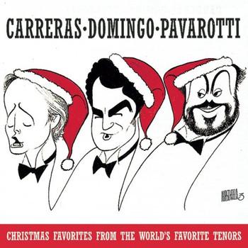 Jose Carreras/Domingo Placido - Christmas Favourites from the