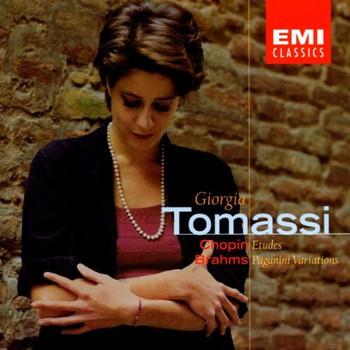 Giorgia Tomassi - Debut - Giorgia Tomassi (Werke von Chopin und Brahms)