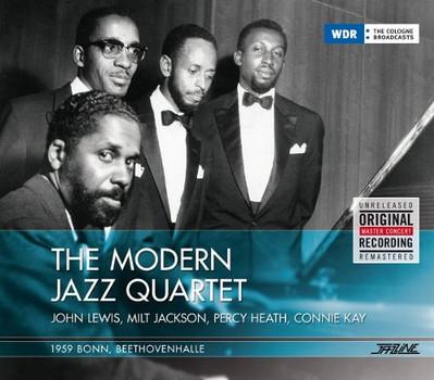 Modern Jazz Quartet - The Modern Jazz Quartet,09.12.1959