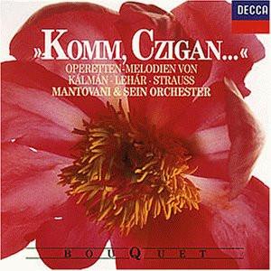 Mantovani Orchestra - Operetten-Melodien