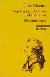 Über Mozart - Klose, Dietrich
