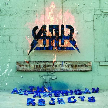 the All-American Rejects - When the World Comes Down (Ltd.Pur Edt.)