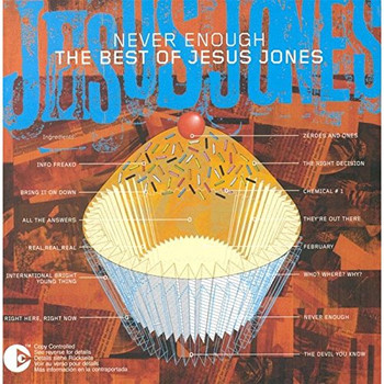 Jesus Jones - Never Enough-the Best of