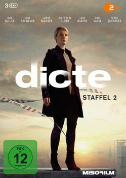 Dicte - Staffel 2 [3 Discs]