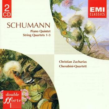 Zacharias - Klavierquintett/Streichquart.