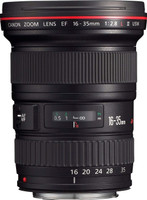 Canon EF 16-35 mm F2.8 L USM II 82 mm Objetivo (Montura Canon EF) negro