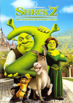 Shrek 2: Der tollkühne Held kehrt zurück