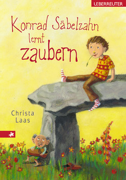 Konrad Säbelzahn lernt zaubern - Christa Laas