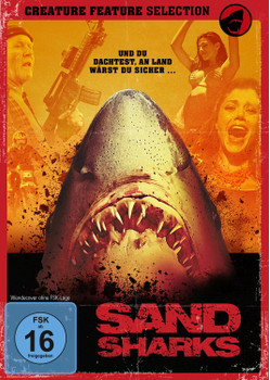 Sand Sharks [Creature Feature Selection]