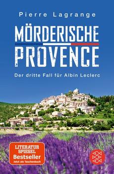 Mörderische Provence - Pierre Lagrange  [Taschenbuch]