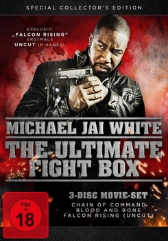 Michael Jai White - The Ultimate Fight Box [3 Discs]
