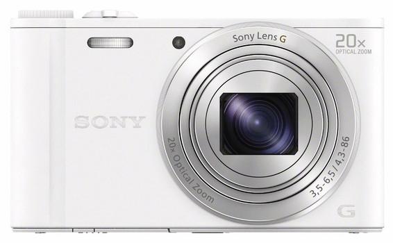 Sony DSC-WX350 blanco
