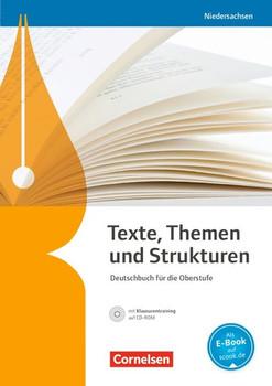 Texte, Themen und Strukturen - Niedersachsen - Neubearbeitung / Schülerbuch mit Klausurtraining auf CD-ROM - Heiko Eichenberg  [Gebundene Ausgabe]