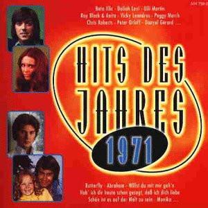 Various - Hits des Jahres 1971